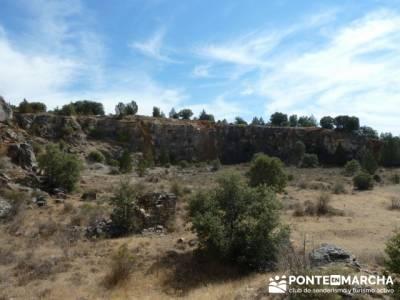 Ciudad Encantada de Tamajón - Retiendas - Almiruete;senderismo joven madrid;la casa del bosque